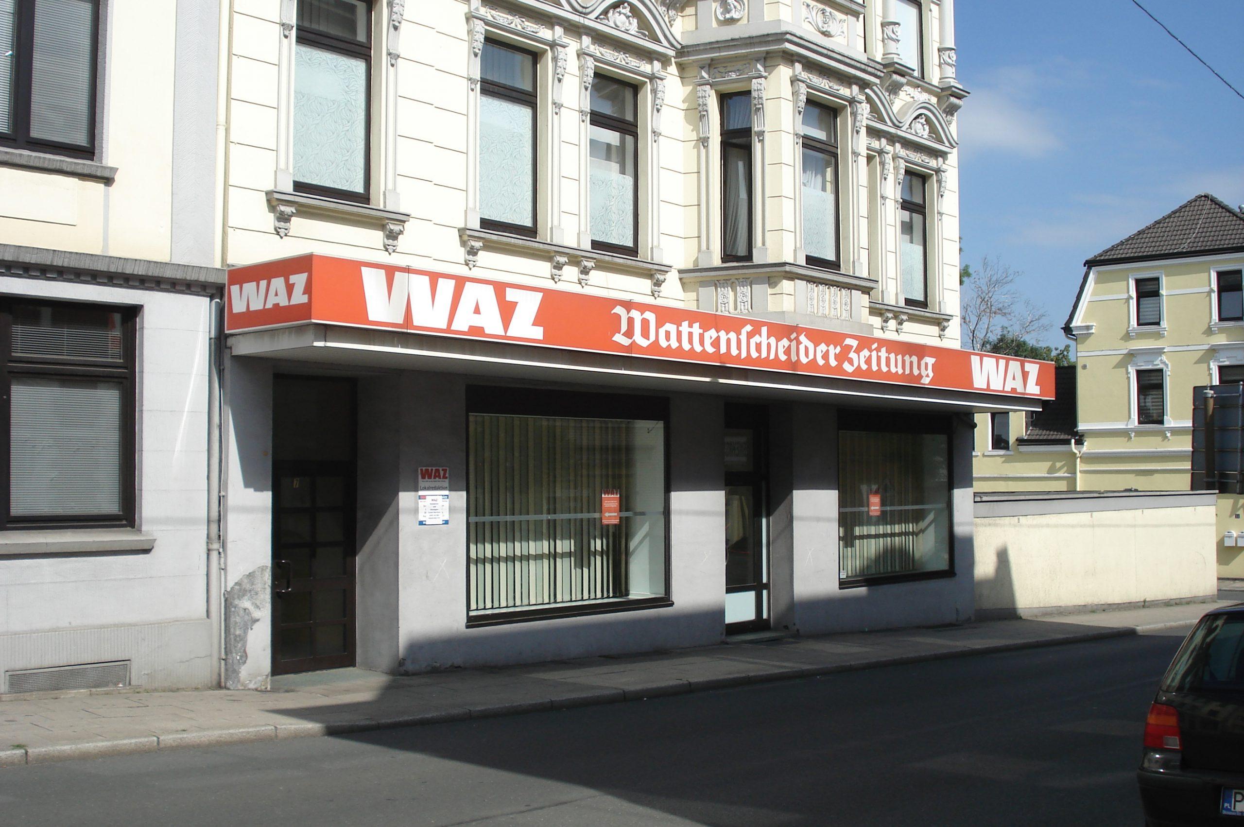Kauf oder Miete: Geschäftsfläche in Wattenscheid