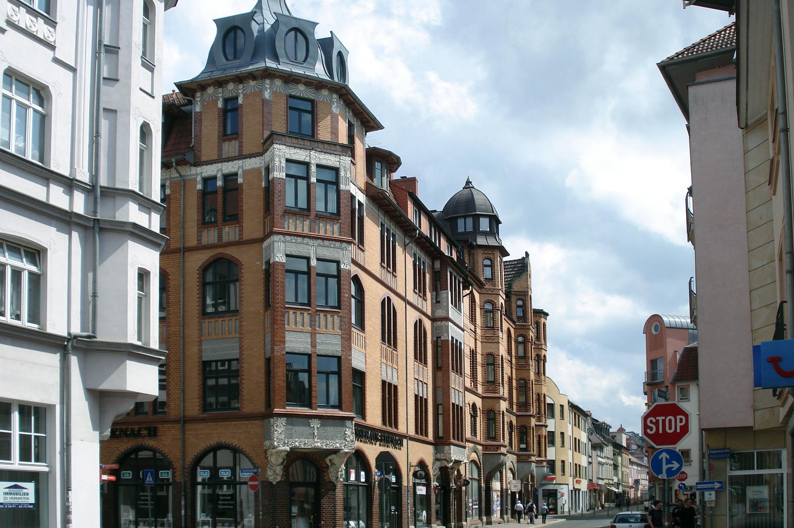 Büro-/Praxisfläche in Eisenach zu vermieten
