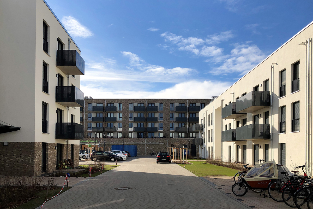 Erstvermietung von 98 Wohnungen in Braunschweig erfolgreich abgeschlossen
