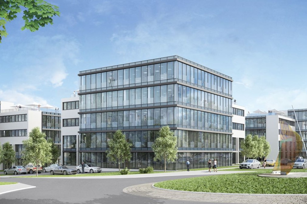 Kleines Neubau-Büro im Technologiepark Paderborn